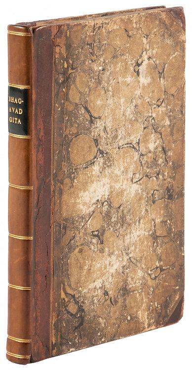 The Bhagavad Gita - a landmark copy