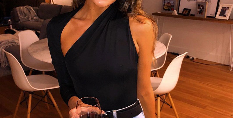 Wrapped  Shirt