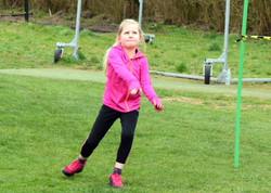 Juniors at Harling Athletics Club