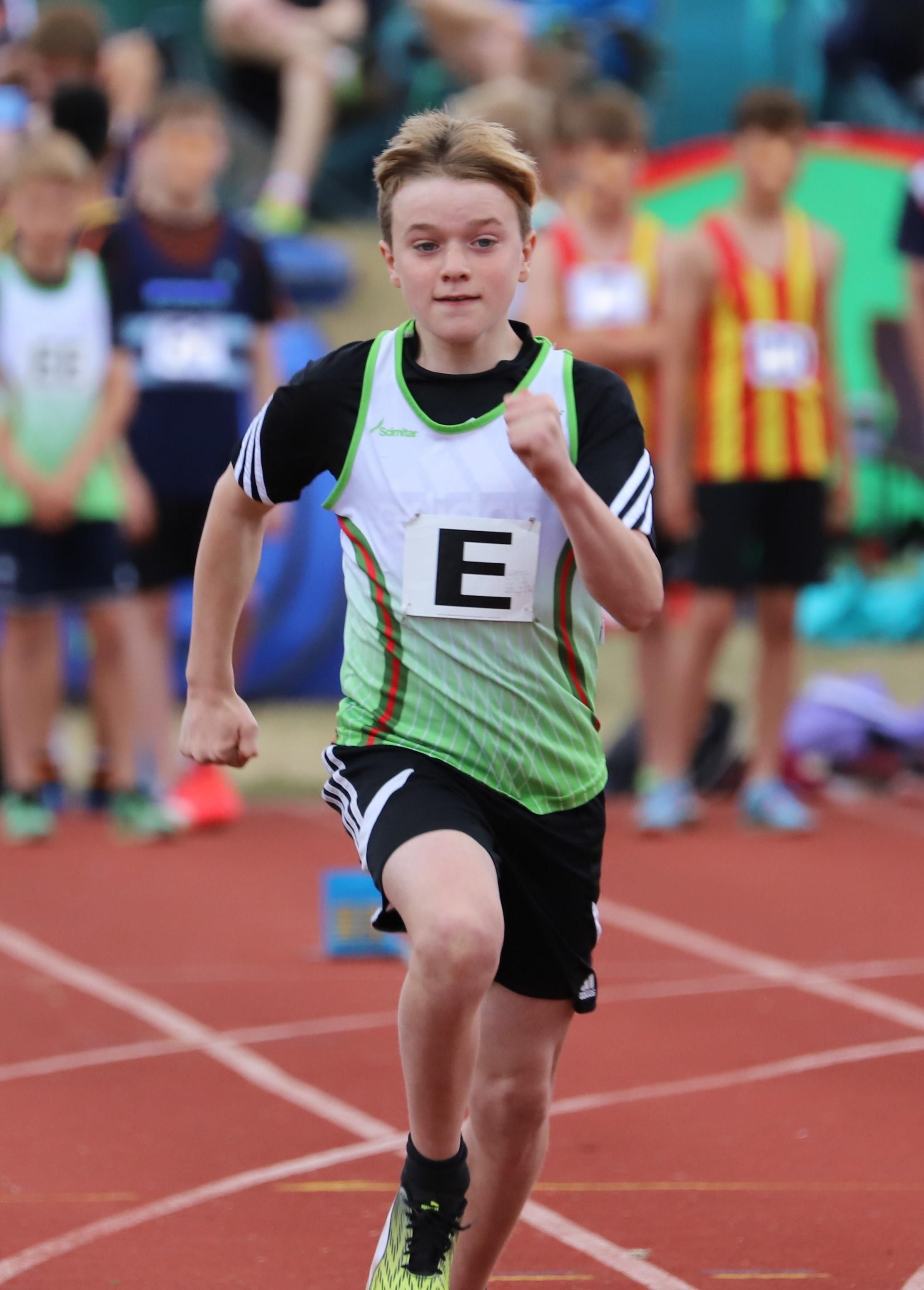 Ciaran sprint