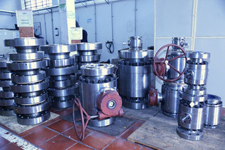 Product on process
