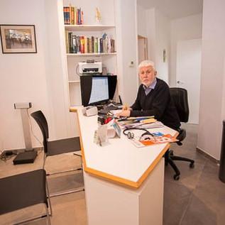 Dokter Patrick Beldé