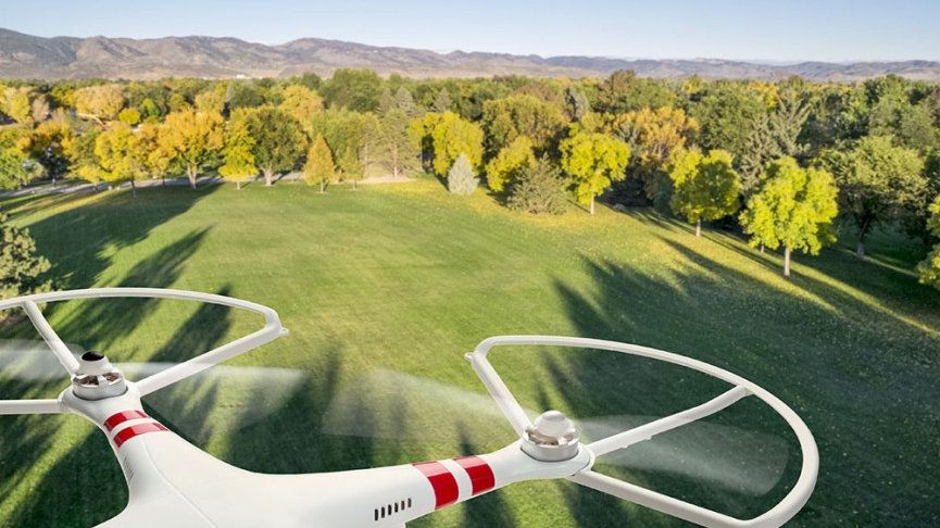 Commercial Drone Service
