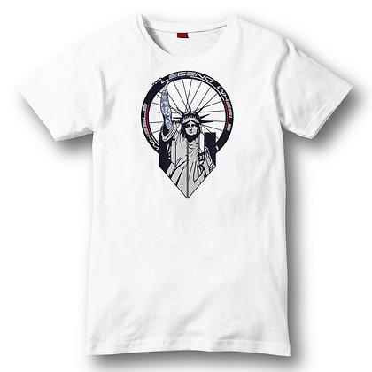 T-shirt Haut de Gamme Legend Wheels