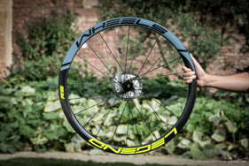 roue Legend 38p rs disc lapierre xelius
