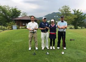 三多摩理容組合ゴルフ大会