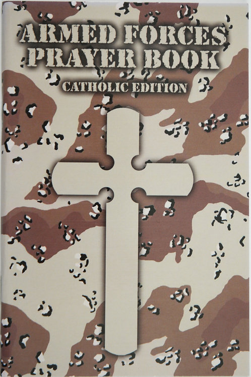 Armed Forces Prayer Book Catholic Edition