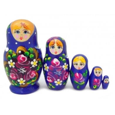 Matryoshaka Nested Doll