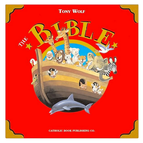 The Bible w/ Illustrations