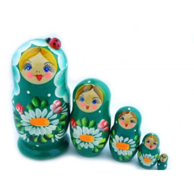 Matryoshka Nested Doll