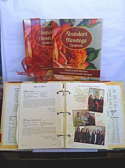 Abundant Blessings Cookbook