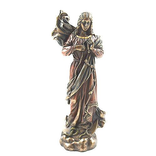Mary Undoer of Knots Statue