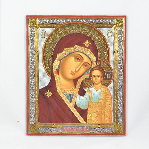 """8.75"""" Virgin of Kazan"""