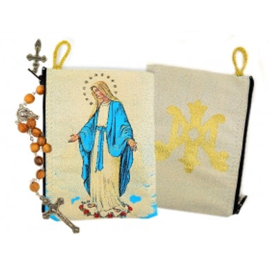 Our Lady of Grace Pouch