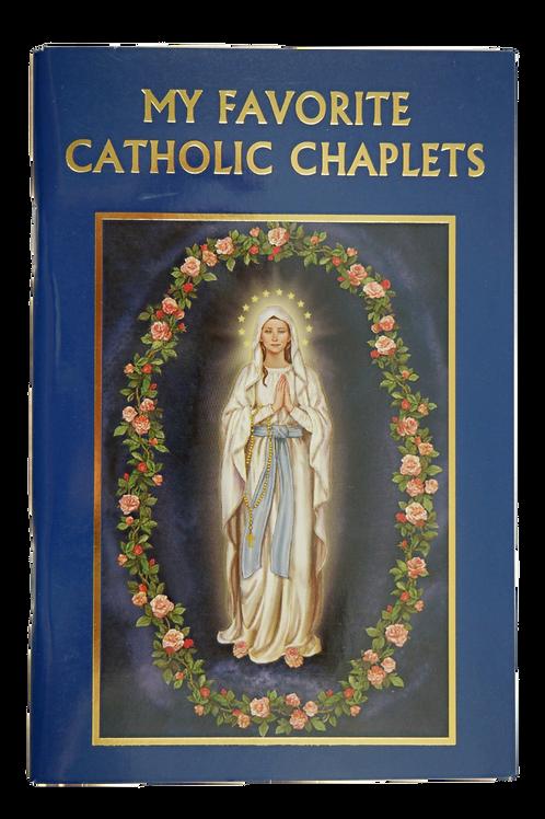 My Favorite Catholic Chaplets