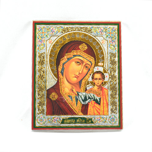 "5.5"" Virgin of Kazan"