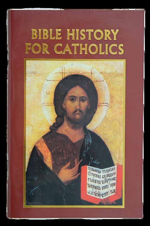 Bible History for Catholics