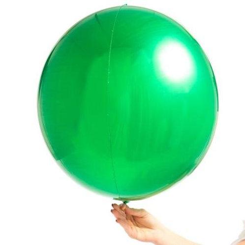 Green Orbz Balloon