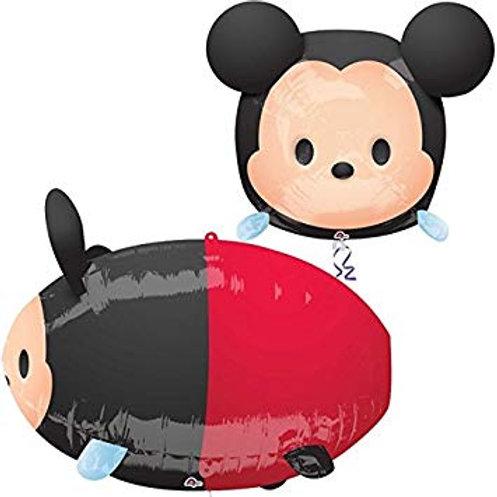 """19"""" Disney Tsum Tsum Mickey Mouse Balloon"""