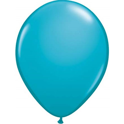 "12"" Standard Latex Balloon -Tropical Teal"