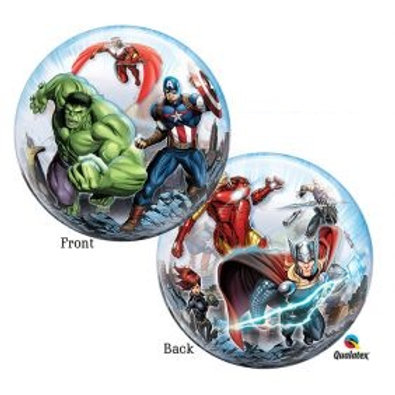 "22"" Marvel Avengers Bubble Balloon"