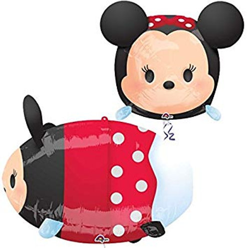 "19"" Disney Tsum Tsum Minnie Mouse Balloon"