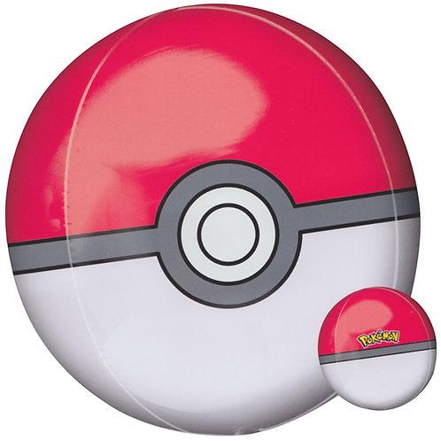 "16"" Pokemon Poke Ball Orbz Balloon"