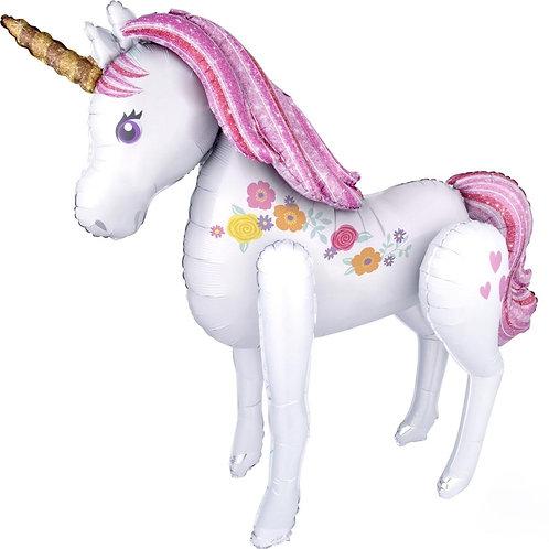"46"" Magical Unicorn Airwalker"