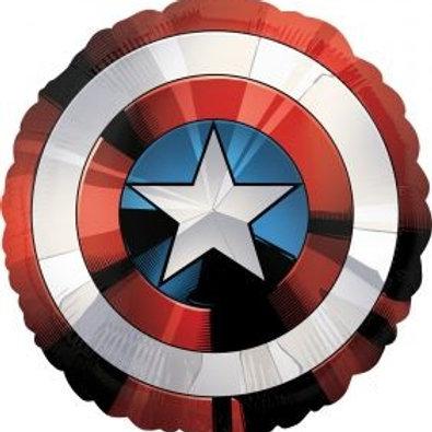 "28"" Avengers Shield Foil Balloon"