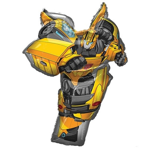 """37"""" Bumble Bee Transformers Foil Balloon"""
