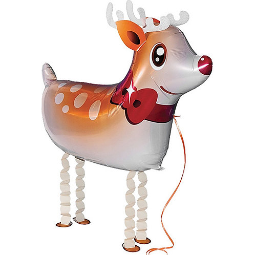 Reindeer Walking Pet