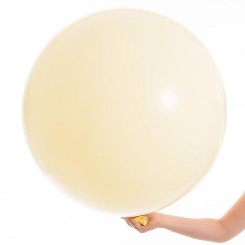 3ft Ivory Giant Balloon