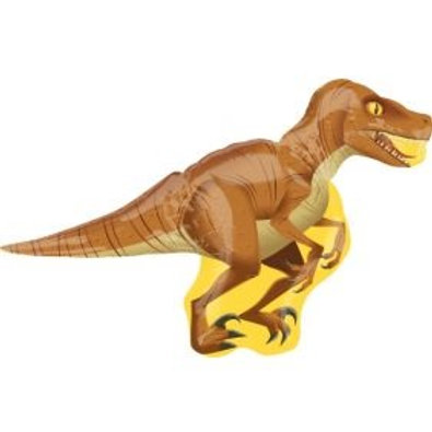 "42"" Raptor Dinosaur Foil Balloon"