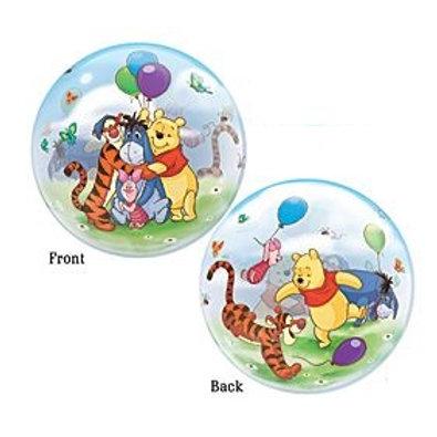 "22"" Winnie the Pooh & Friends Bubble Balloon"