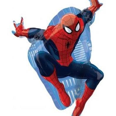"""29"""" Spiderman Foil Balloon"""