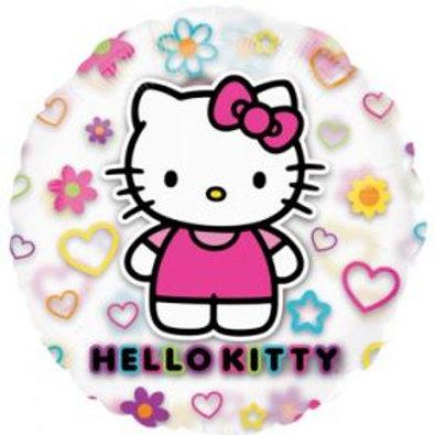 "26"" Hello Kitty See-Thru Foil Balloon"
