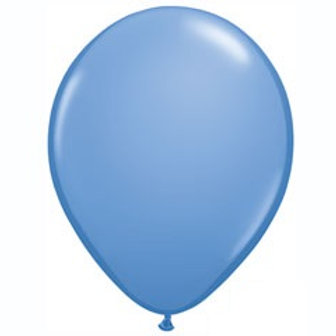 "12"" Standard Latex Balloon - Periwinkle"