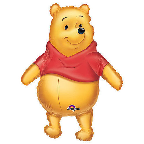 """29"""" Winnie The Pooh Foil Balloon"""