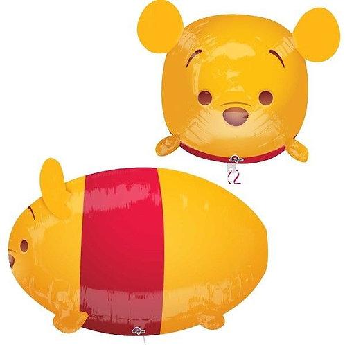 """19"""" Disney Tsum Tsum Winnie the Pooh Balloon"""