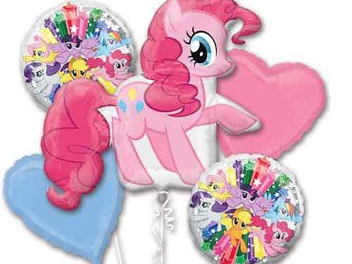 My Little Pony Pinkie Pie Balloon Bouquet