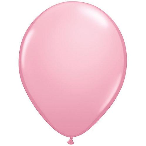 "12"" Standard Latex Balloon - Pink"