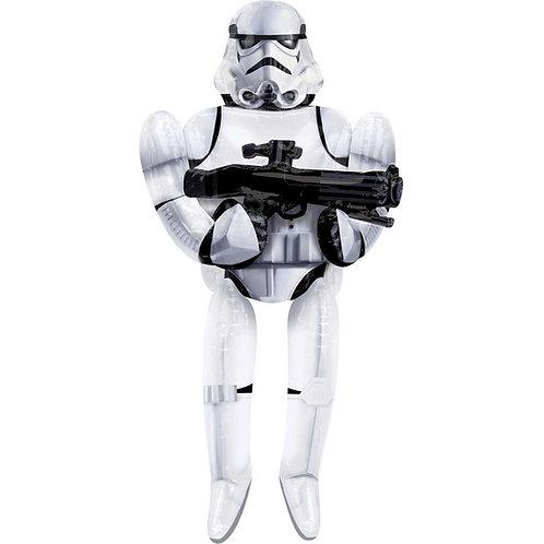 """70"""" Star Wars Storm Trooper Airwalker"""
