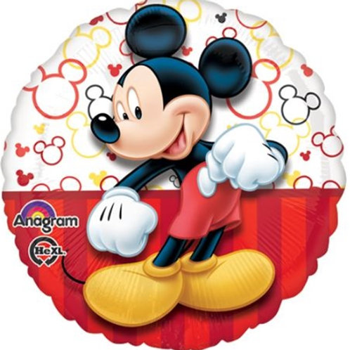 "18"" Mickey Mouse Portrait Foil Balloon"