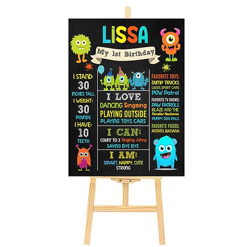 Customize Milestone Board