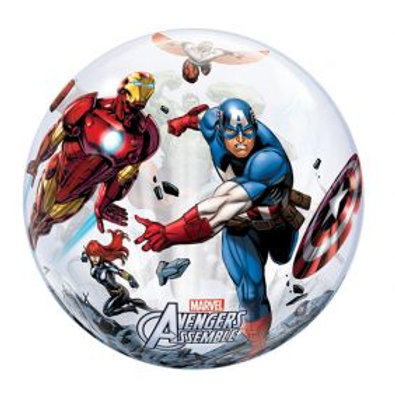 "22"" Marvel Avengers Assemble Bubble Balloon"