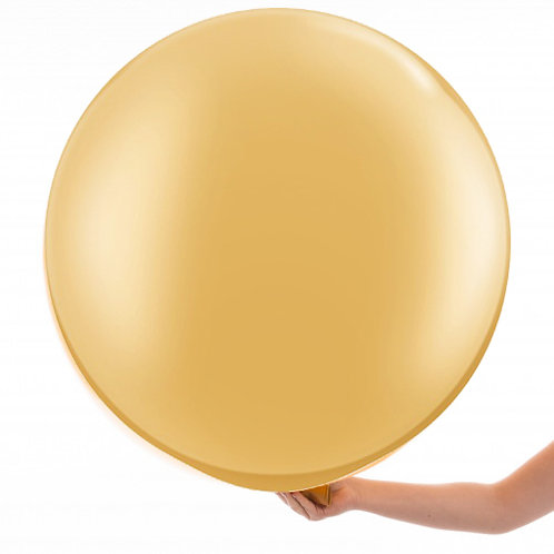 3ft Metallic Gold Giant Balloon