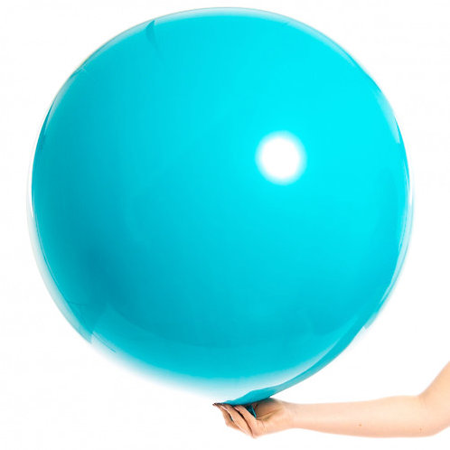 3ft Tropical Teal Balloon