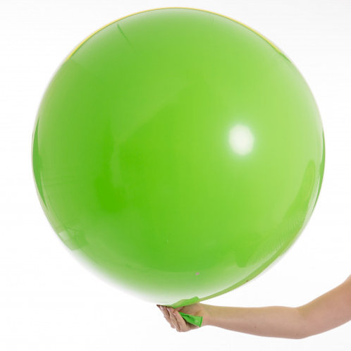 3ft Lime Green Giant Balloon