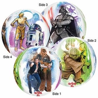 "16"" Star Wars Orbz Foil Balloon"