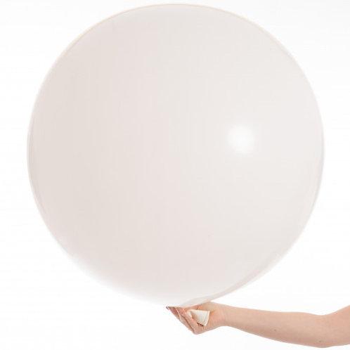 3ft White Giant Balloon